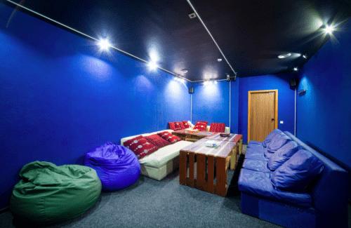 Placzabaw - 5 залов с кинотеатром и играми • 2021 • RoomRoom 7