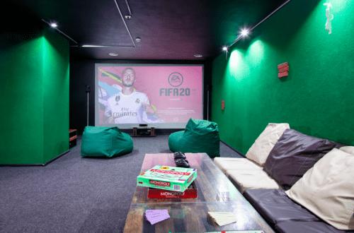 Placzabaw - 5 залов с кинотеатром и играми • 2021 • RoomRoom 15