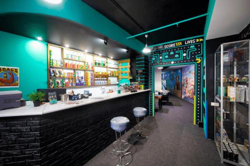 Placzabaw - 5 залов с кинотеатром и играми • 2021 • RoomRoom 14