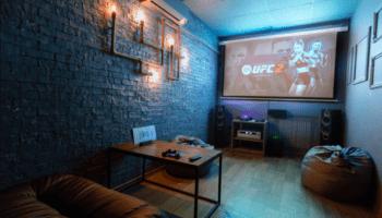 Аренда игровой комнаты в Киеве почасово • 2021 • RoomRoom 9