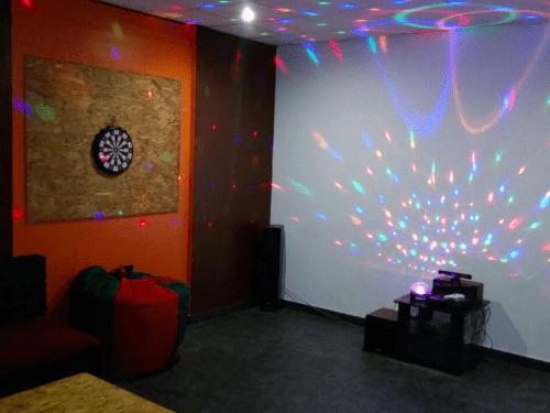 Kinoroom Позняки - кинотеатр с караоке, играми и VR • 2021 • RoomRoom 4