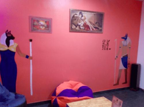 Kinoroom Позняки - кинотеатр с караоке, играми и VR • 2021 • RoomRoom 10
