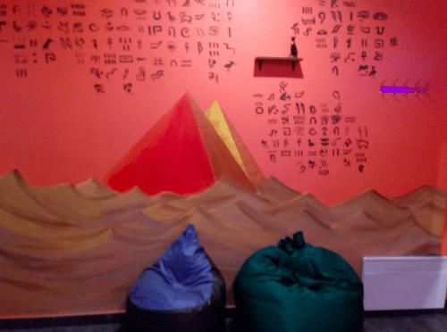 Kinoroom Позняки - кинотеатр с караоке, играми и VR • 2021 • RoomRoom 9