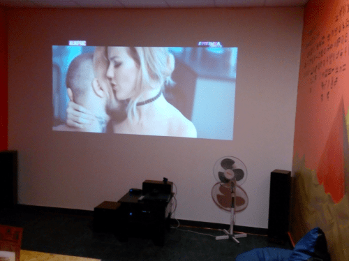 Kinoroom Позняки - кинотеатр с караоке, играми и VR • 2021 • RoomRoom 8