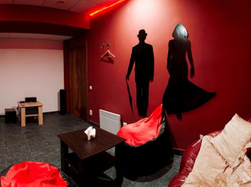 Kinoroom Позняки - кинотеатр с караоке, играми и VR • 2021 • RoomRoom 7