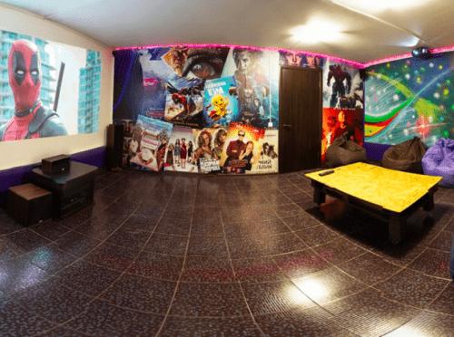 Kinoroom Теремки - универсальные кинозалы с играми и караоке • 2021 • RoomRoom 6