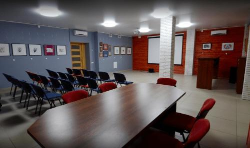 Divergent - образовательный хаб с 5 залами • 2020 • RoomRoom 1