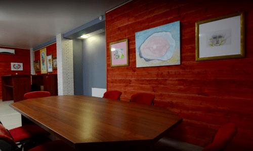 Divergent - образовательный хаб с 5 залами • 2020 • RoomRoom 4