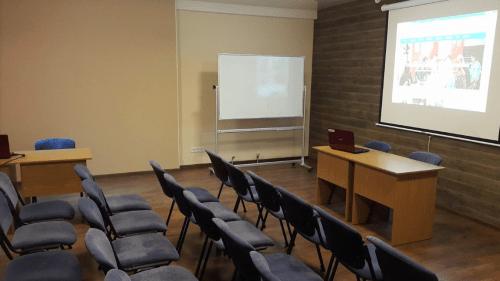 Divergent - образовательный хаб с 5 залами • 2020 • RoomRoom 11