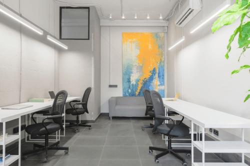 Cooffice - креативный коворкинг с красивыми офисами • 2021 • RoomRoom 5