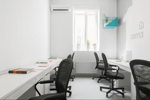 Cooffice - креативный коворкинг с красивыми офисами • 2021 • RoomRoom 6