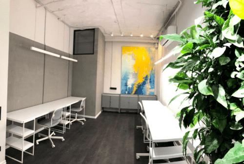 Cooffice - креативный коворкинг с красивыми офисами • 2021 • RoomRoom 7