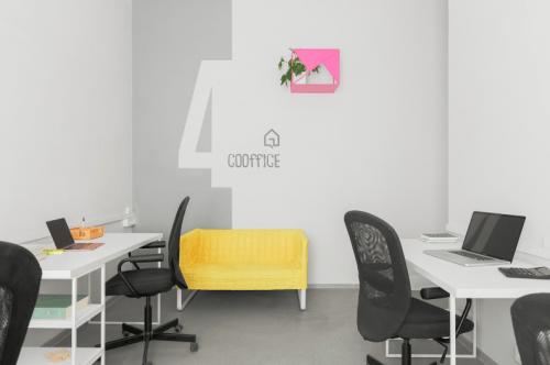 Cooffice - креативный коворкинг с красивыми офисами • 2021 • RoomRoom 12