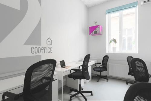 Cooffice - креативный коворкинг с красивыми офисами • 2021 • RoomRoom 15