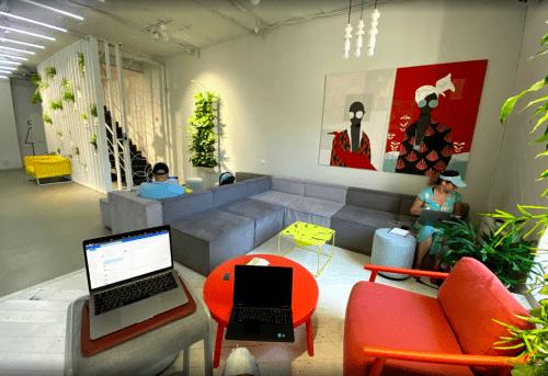 Cooffice - креативный коворкинг с красивыми офисами • 2021 • RoomRoom 3