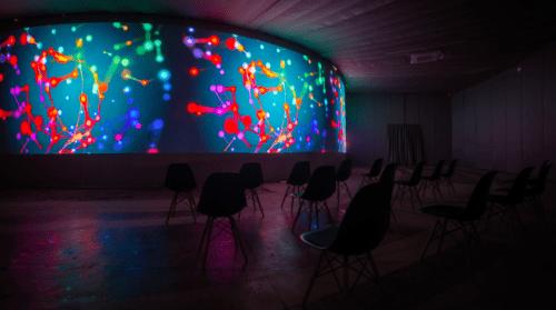 Teleport 360 - необычный купольный кинотеатр • 2021 • RoomRoom 2