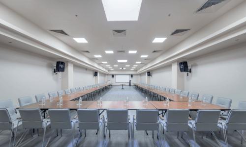 Gagarinn - современный комплекс из 9 конференц залов • 2021 • RoomRoom 5