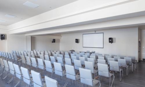 Gagarinn - современный комплекс из 9 конференц залов • 2021 • RoomRoom 6