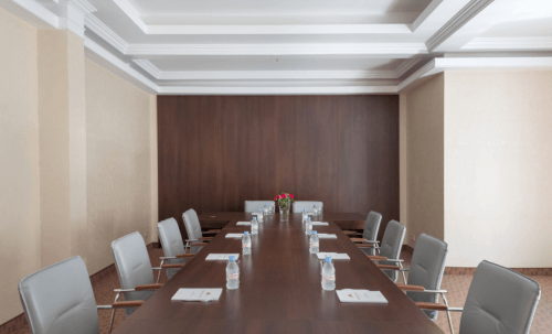 Gagarinn - современный комплекс из 9 конференц залов • 2021 • RoomRoom 8