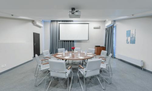 Gagarinn - современный комплекс из 9 конференц залов • 2021 • RoomRoom 9