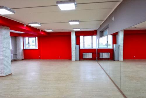 Evolution Dance Centre - 2 больших танцевальных зала • 2021 • RoomRoom 1