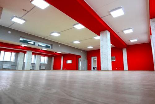 Evolution Dance Centre - 2 больших танцевальных зала • 2021 • RoomRoom 2