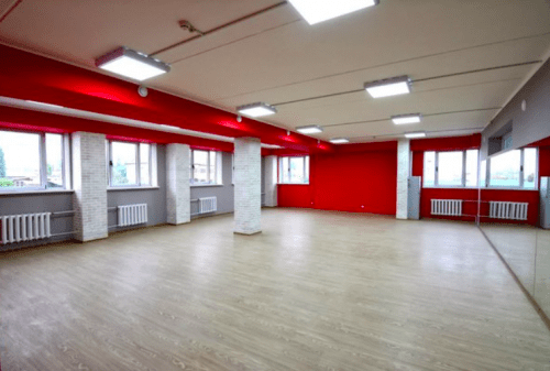 Evolution Dance Centre - 2 больших танцевальных зала • 2021 • RoomRoom 5