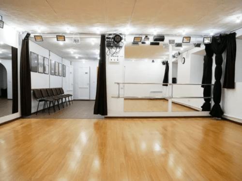 Campus Odessa - пространство с 2 танцевальными залами • 2021 • RoomRoom 6