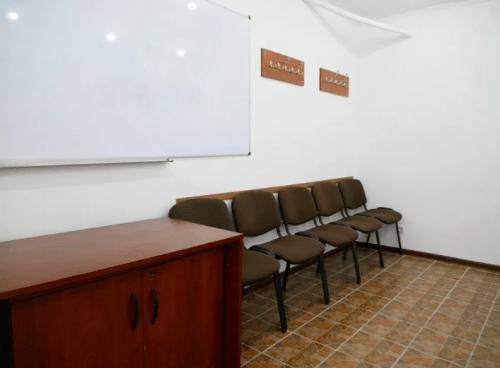 Campus Odessa - пространство с 2 танцевальными залами • 2021 • RoomRoom 7