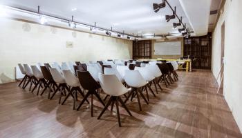 Лучшие места для проведения презентации книг в Украине • 2021 • RoomRoom 20