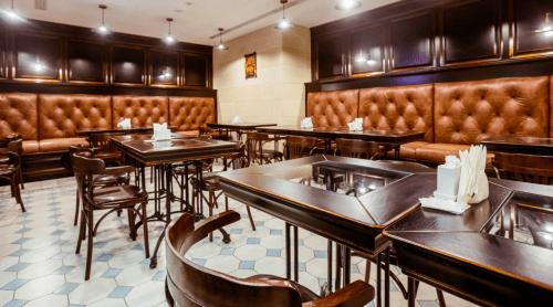 Wall Street - конференц зал, переговорные комнаты и кафе • 2021 • RoomRoom 4