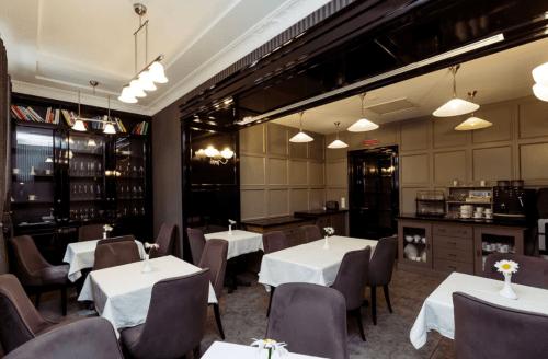 Wall Street - конференц зал, переговорные комнаты и кафе • 2021 • RoomRoom 1