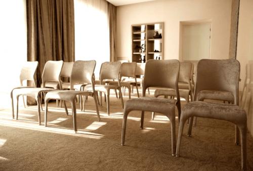 Panorama De Luxe - конференц зал и стильная терраса на крыше • 2021 • RoomRoom 11