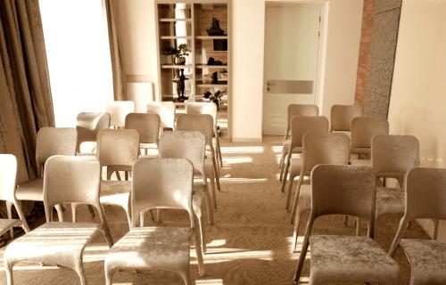 Panorama De Luxe - конференц зал и стильная терраса на крыше • 2021 • RoomRoom 13