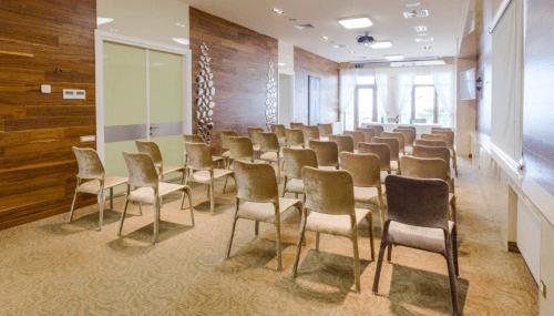 Panorama De Luxe - конференц зал и стильная терраса на крыше • 2021 • RoomRoom 6