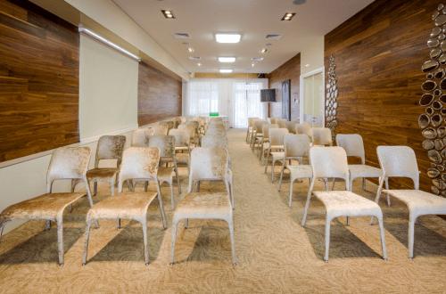 Panorama De Luxe - конференц зал и стильная терраса на крыше • 2021 • RoomRoom 5