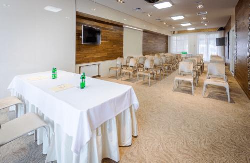 Panorama De Luxe - конференц зал и стильная терраса на крыше • 2021 • RoomRoom 4