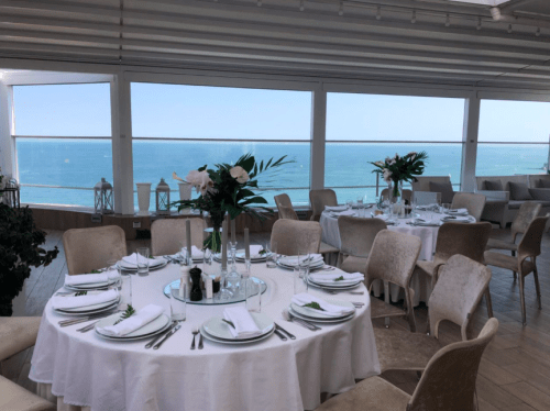 Panorama De Luxe - конференц зал и стильная терраса на крыше • 2021 • RoomRoom 9