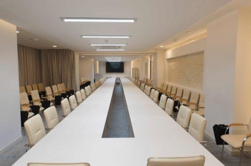 Atlantic Garden Resort - 5 стильных конференц залов и комната переговоров • 2021 • RoomRoom 5