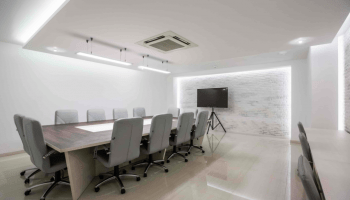 Аренда переговорных комнат в Украине почасово • 2021 • RoomRoom 4