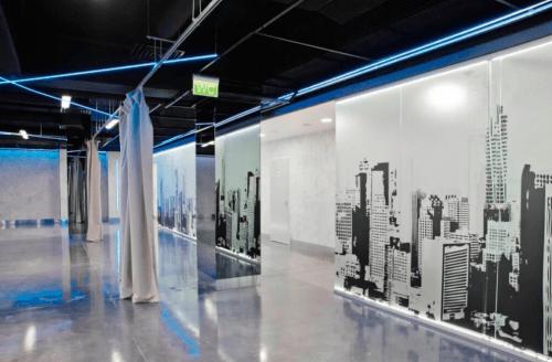 UBI - 4 уникальных конференц холла • 2021 • RoomRoom 4