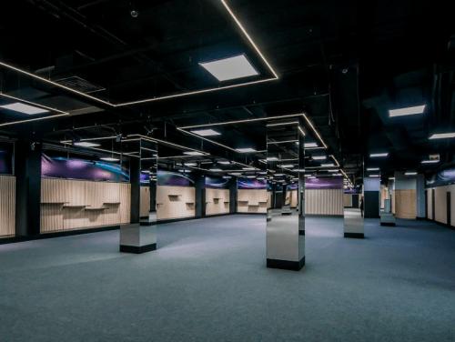 UBI - 4 уникальных конференц холла • 2021 • RoomRoom 5