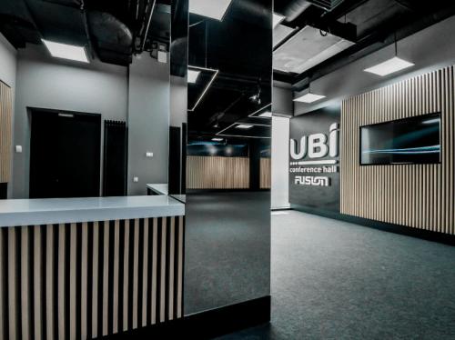 UBI - 4 уникальных конференц холла • 2021 • RoomRoom 8