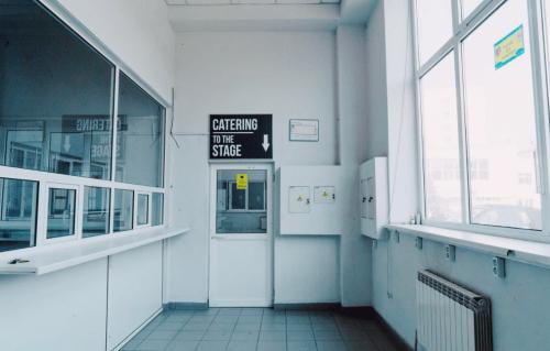 Undercover Studio - огромный павильон в центре Киева • 2021 • RoomRoom 8