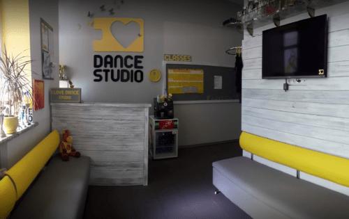 I love dance - танцевальная студия с 2 яркими залами • 2021 • RoomRoom 3
