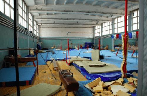 Авангард - спорткомплекс для всех видов спорта • 2021 • RoomRoom 1
