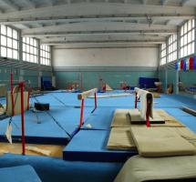 Авангард гимнастический зал в Киеве