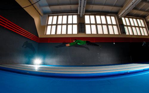 Ducks - спортивный комплекс с батутами и экстрим зоной • 2021 • RoomRoom 5