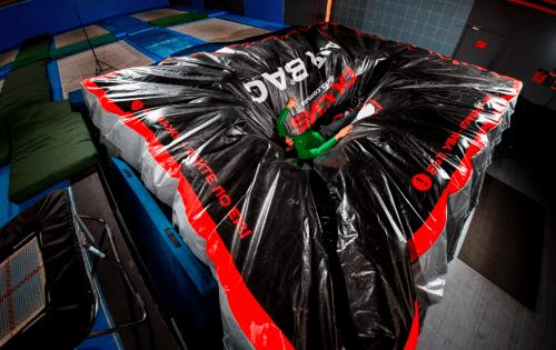 Ducks - спортивный комплекс с батутами и экстрим зоной • 2021 • RoomRoom 6