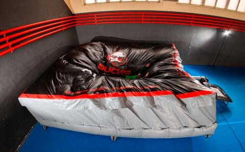 Ducks - спортивный комплекс с батутами и экстрим зоной • 2021 • RoomRoom 10